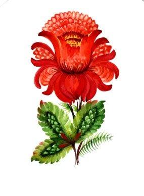 Аленький цветочек картинки для детского сада