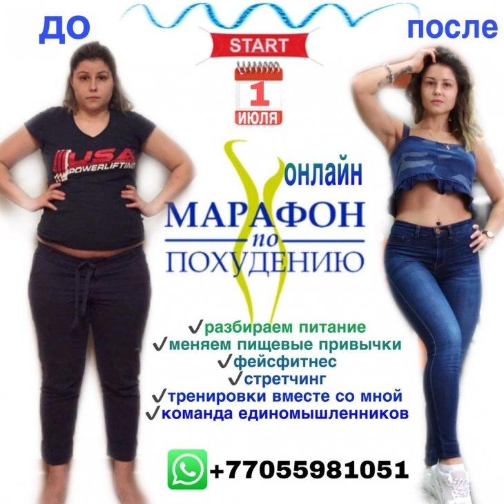 Марафоны Похудения Онлайн. Все, что важно знать до начала марафона по похудению