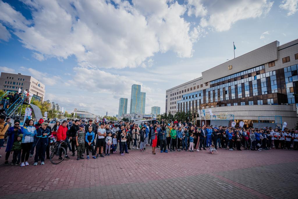 Спортивный фестиваль Qazaqstan Jastar Fest начался в Нур-Султане (фото), фото-4