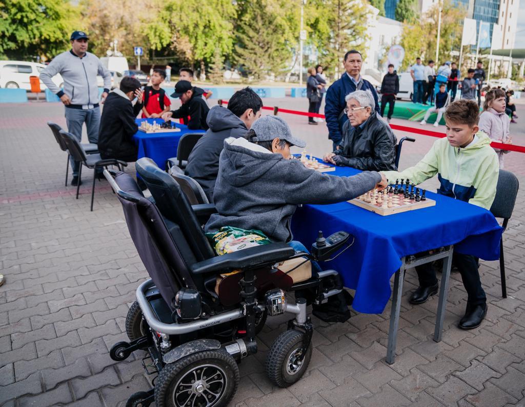 Спортивный фестиваль Qazaqstan Jastar Fest начался в Нур-Султане (фото), фото-8