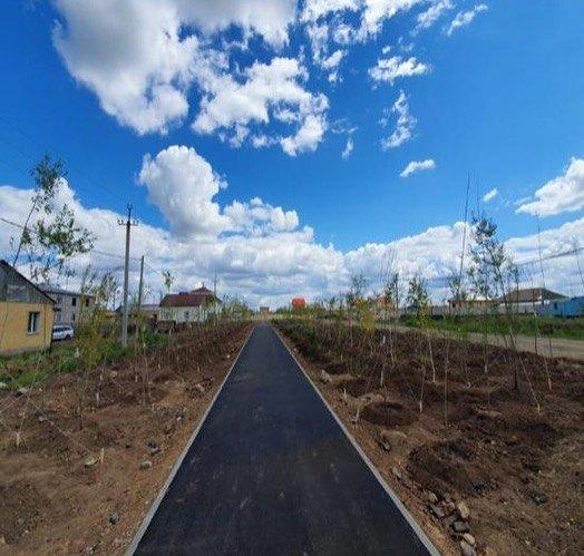 Новый сквер появился в Нур-Султане (фото), фото-2