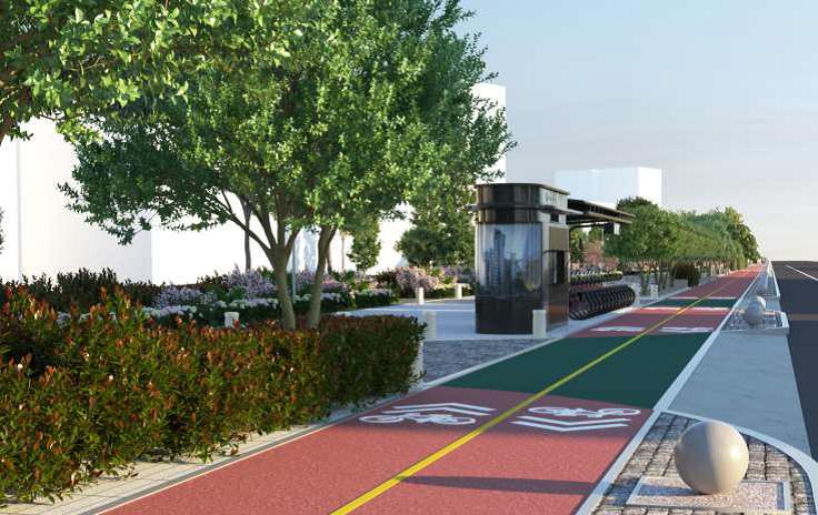 Как будут реконструировать район Евразия в Нур-Султане (фото), фото-3