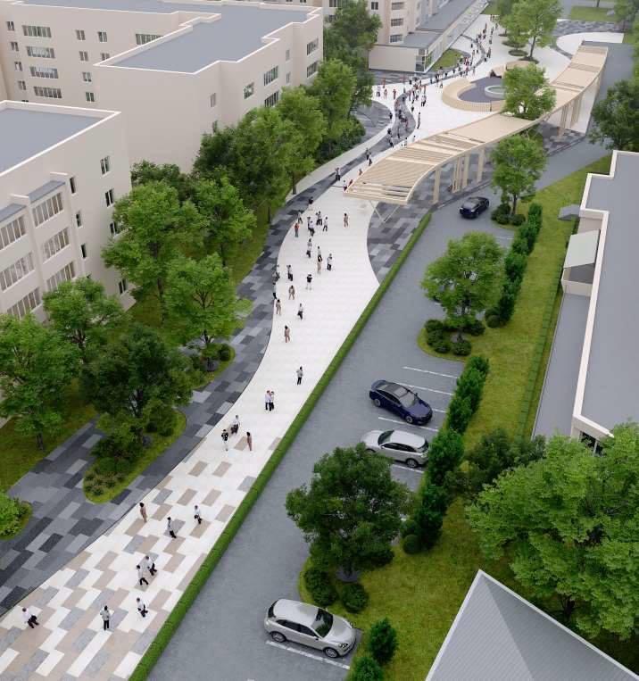 Как будут реконструировать район Евразия в Нур-Султане (фото), фото-4