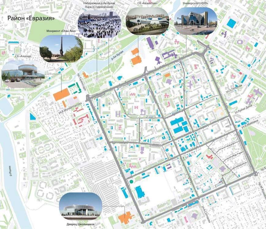 Как будут реконструировать район Евразия в Нур-Султане (фото), фото-7
