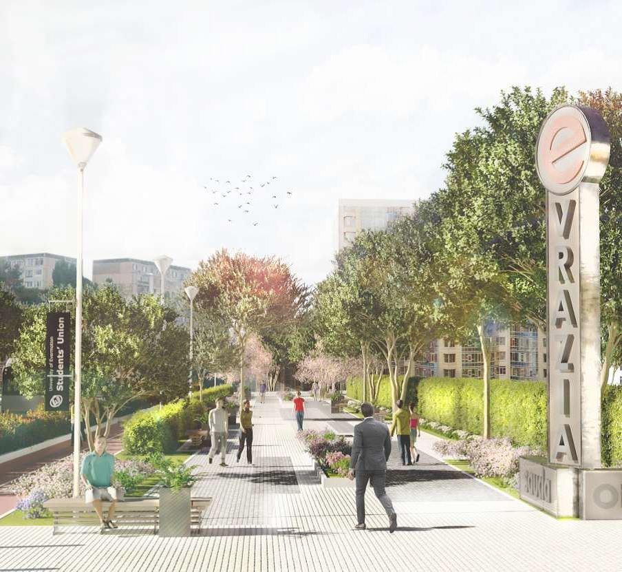Как будут реконструировать район Евразия в Нур-Султане (фото), фото-2