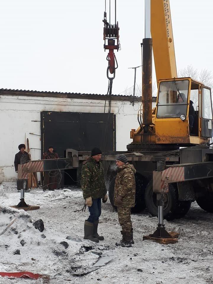 В Акмолинской области ураган сорвал крышу школы (фото), фото-2