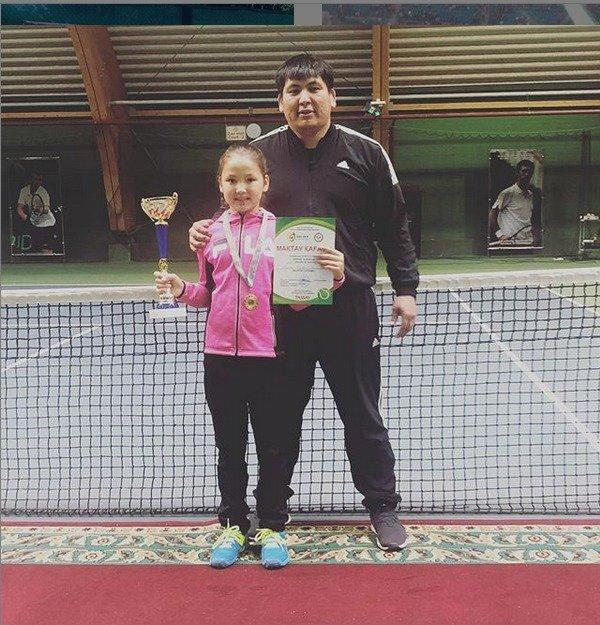 Юная теннисистка из Нур-Султана победила на чемпионате в Испании (фото), фото-1, Фото предоставлено пресс-службой Департамента полиции на транспорте