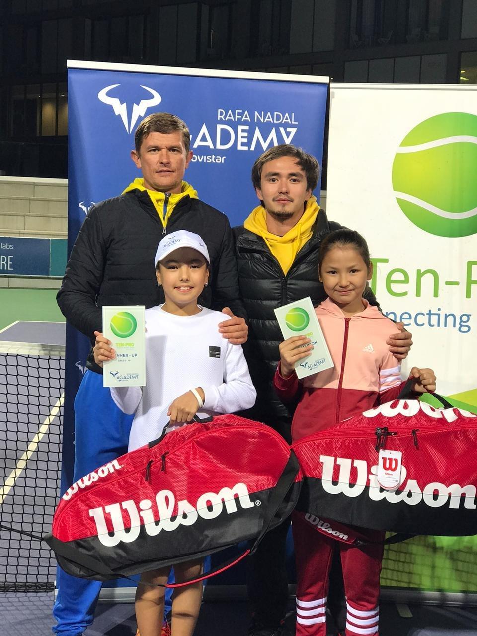 Юная теннисистка из Нур-Султана победила на чемпионате в Испании (фото), фото-3