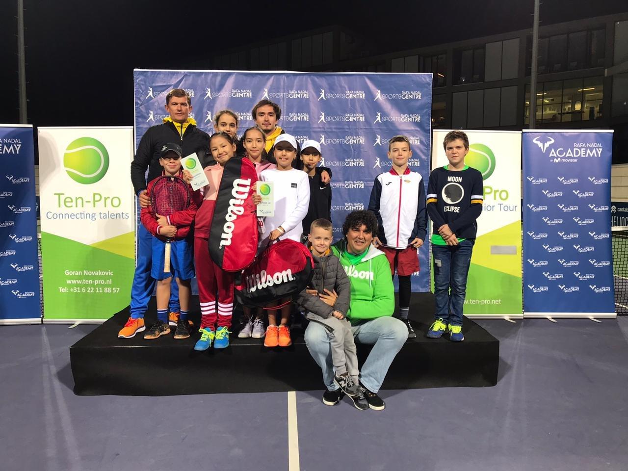 Юная теннисистка из Нур-Султана победила на чемпионате в Испании (фото), фото-4