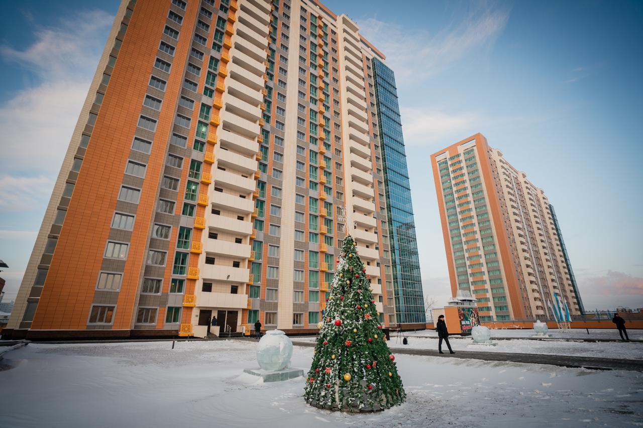 Квартиры на 1050 человек получила в аренду работающая молодежь в столице, фото-1