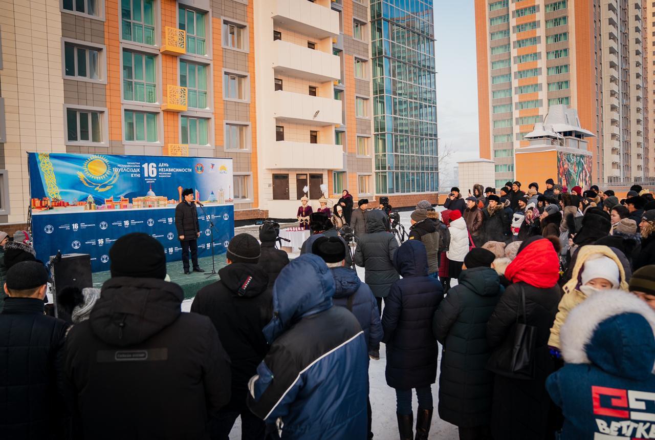 Квартиры на 1050 человек получила в аренду работающая молодежь в столице, фото-8