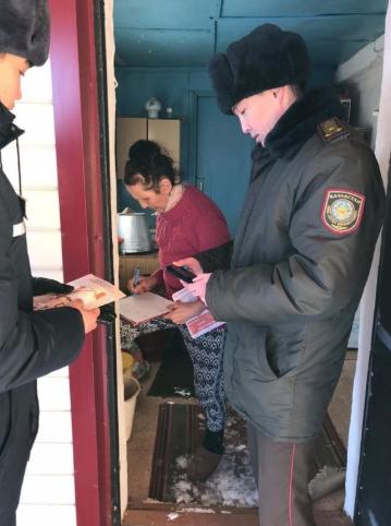 В домах малоимущих Акмолинской области установили 140 датчиков угарного газа, фото-2