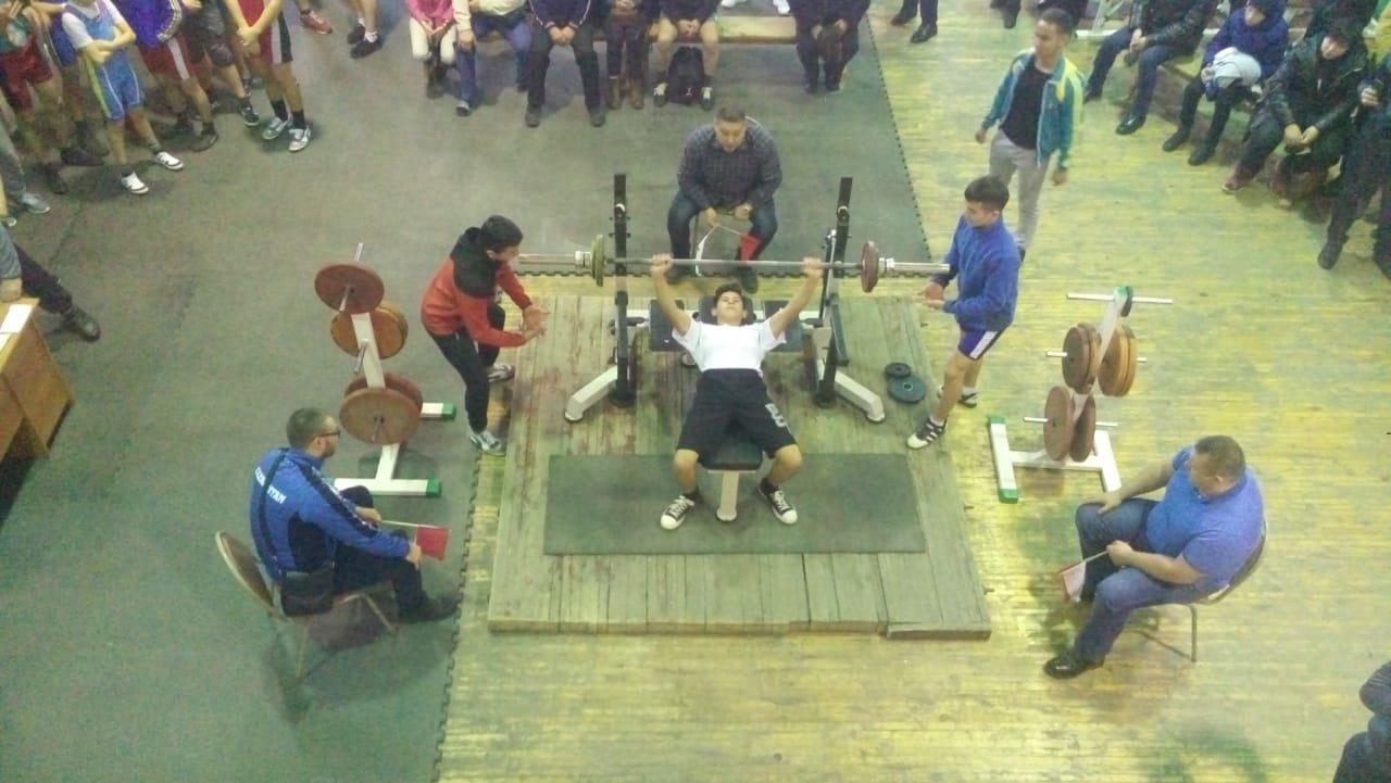 Чемпионат по жиму лёжа прошёл в Акмолинской области (фото), фото-5