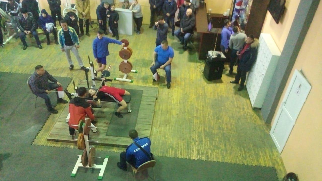 Чемпионат по жиму лёжа прошёл в Акмолинской области (фото), фото-6