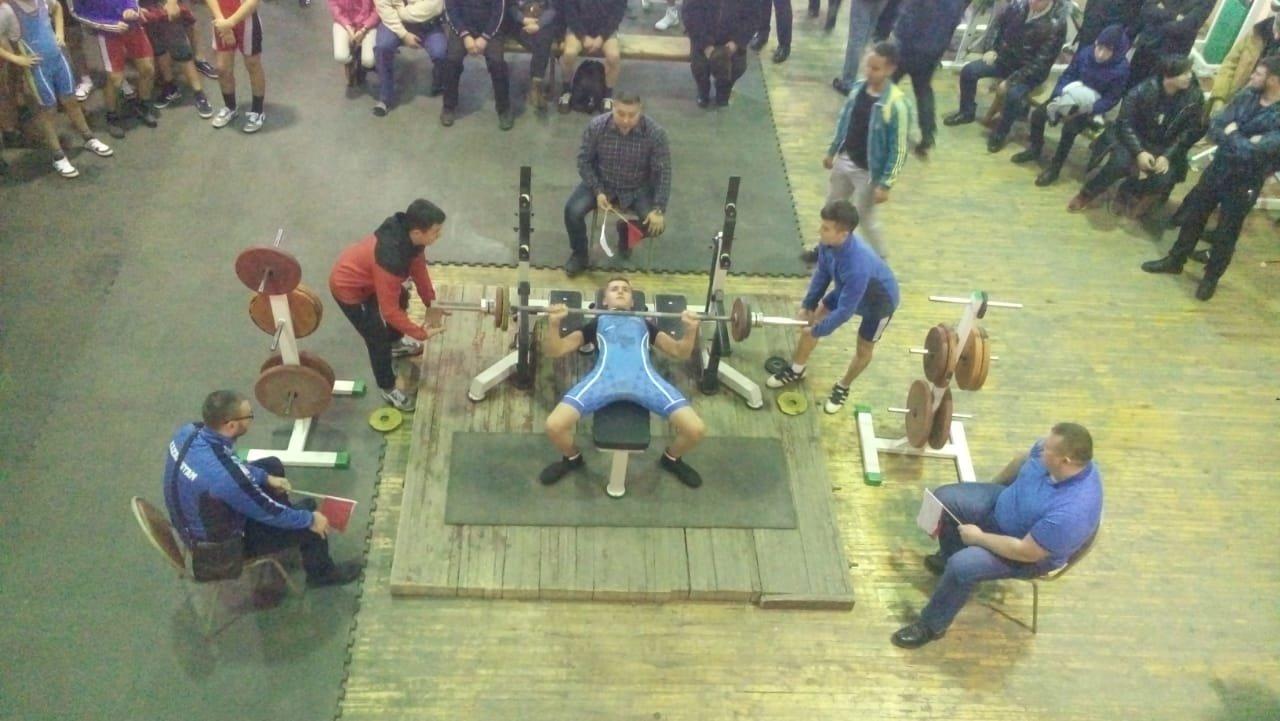 Чемпионат по жиму лёжа прошёл в Акмолинской области (фото), фото-4