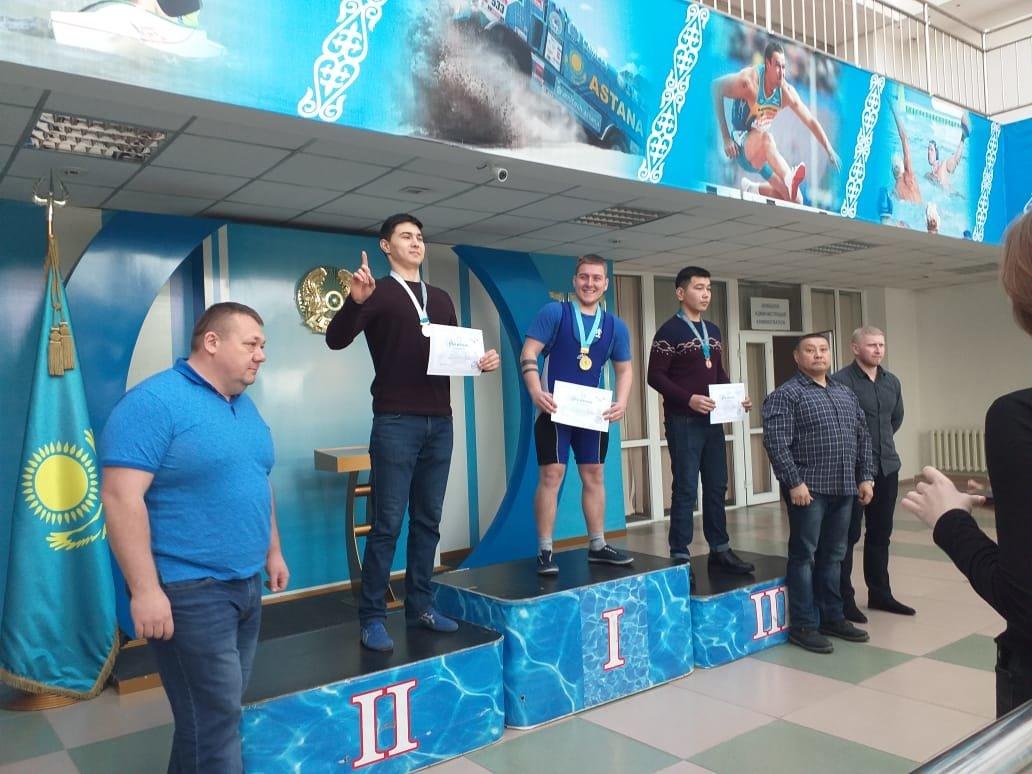 Чемпионат по жиму лёжа прошёл в Акмолинской области (фото), фото-3