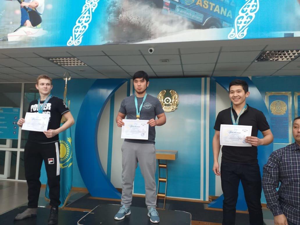 Чемпионат по жиму лёжа прошёл в Акмолинской области (фото), фото-1