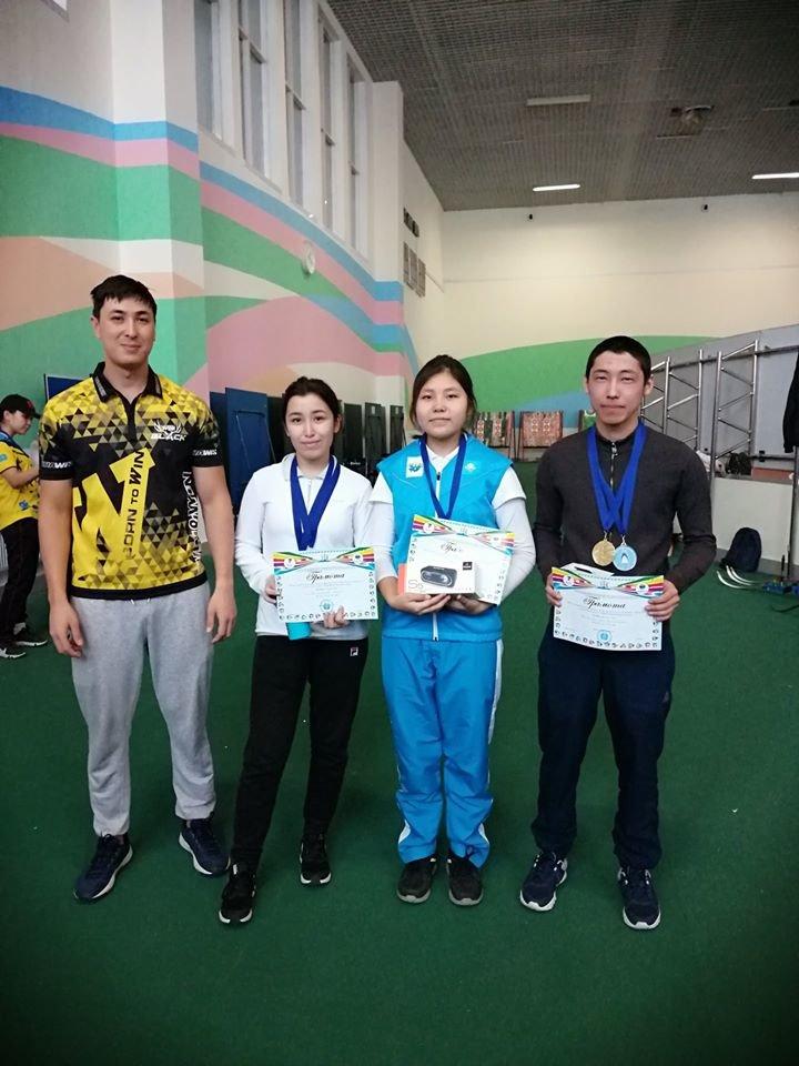 Чемпионат среди юношей и детей-лучников прошёл в Акмолинской области (фото), фото-9