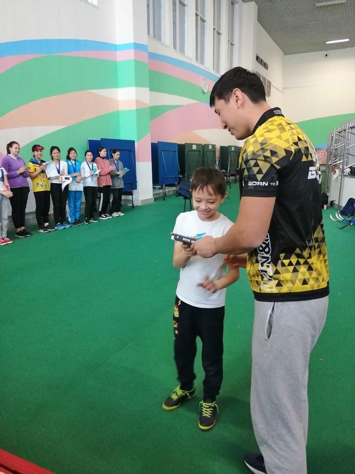 Чемпионат среди юношей и детей-лучников прошёл в Акмолинской области (фото), фото-7