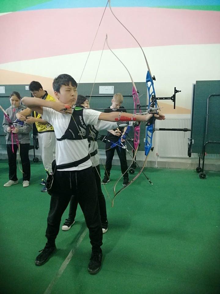 Чемпионат среди юношей и детей-лучников прошёл в Акмолинской области (фото), фото-1