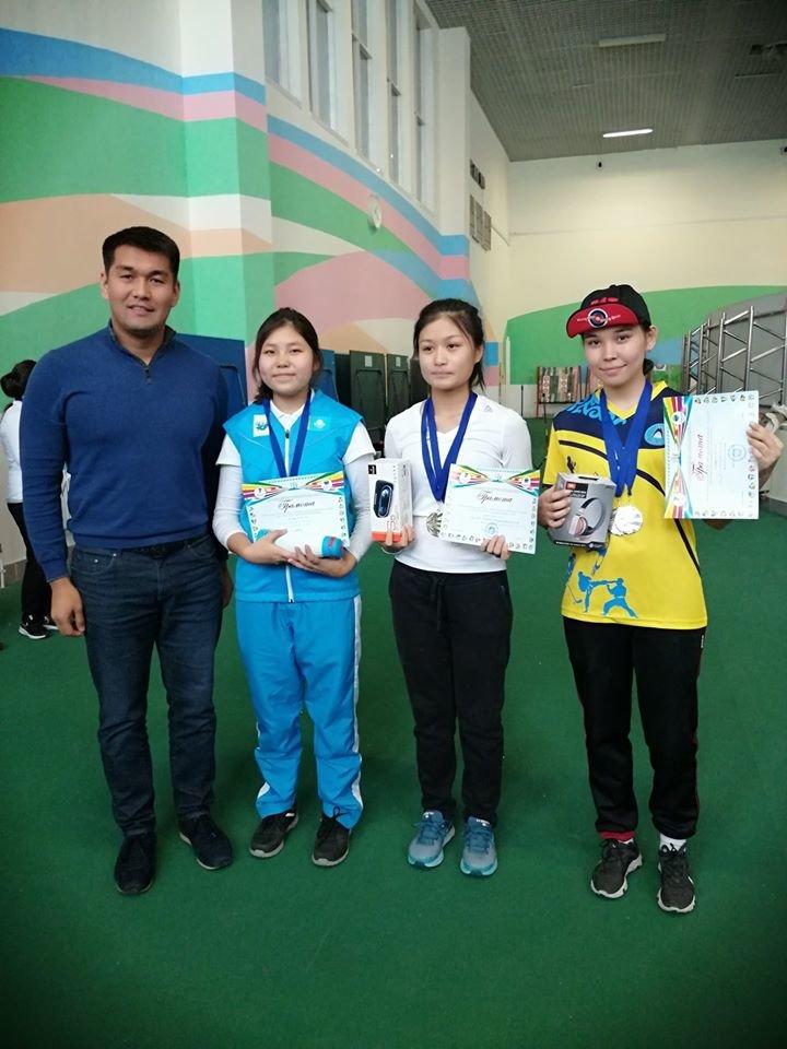 Чемпионат среди юношей и детей-лучников прошёл в Акмолинской области (фото), фото-8