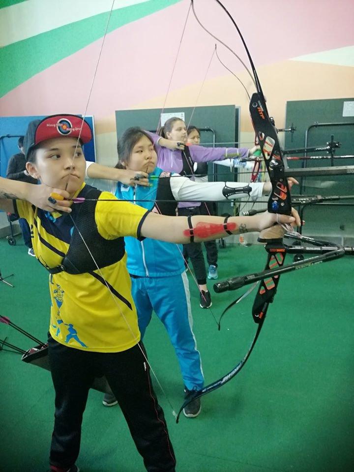Чемпионат среди юношей и детей-лучников прошёл в Акмолинской области (фото), фото-2