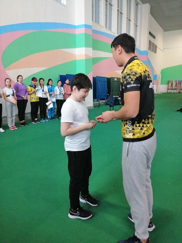 Чемпионат среди юношей и детей-лучников прошёл в Акмолинской области (фото), фото-6