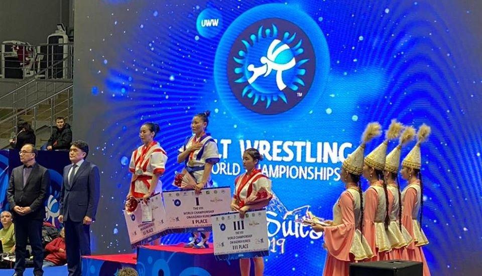 Чемпионат мира по қазақ күресі прошел в Нур-Султане, фото-2