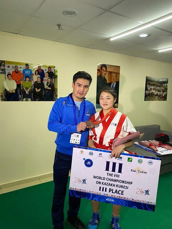 Чемпионат мира по қазақ күресі прошел в Нур-Султане, фото-1