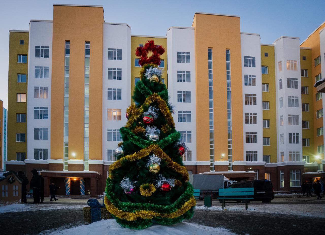 Новый жилой комплекс открылся в Нур-Султане (фото), фото-1