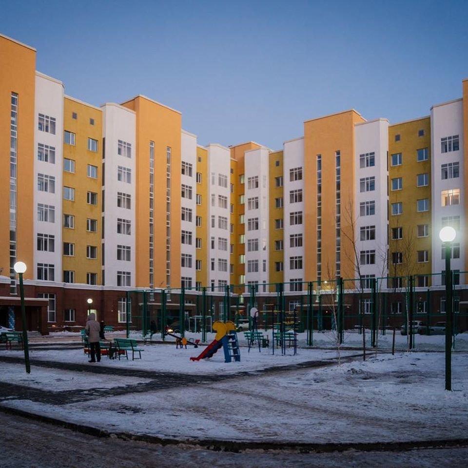 Новый жилой комплекс открылся в Нур-Султане (фото), фото-2