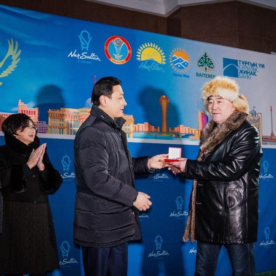 Новый жилой комплекс открылся в Нур-Султане (фото), фото-4