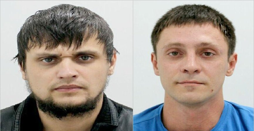 Фото задержанных - Департамент полиции Нур-Султана