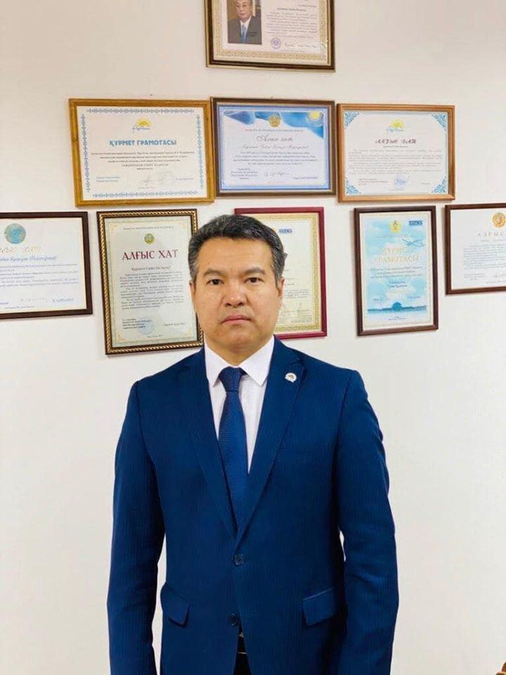 Нового руководителя назначили в Международный аэропорт Нурсултан Назарбаев, фото-1