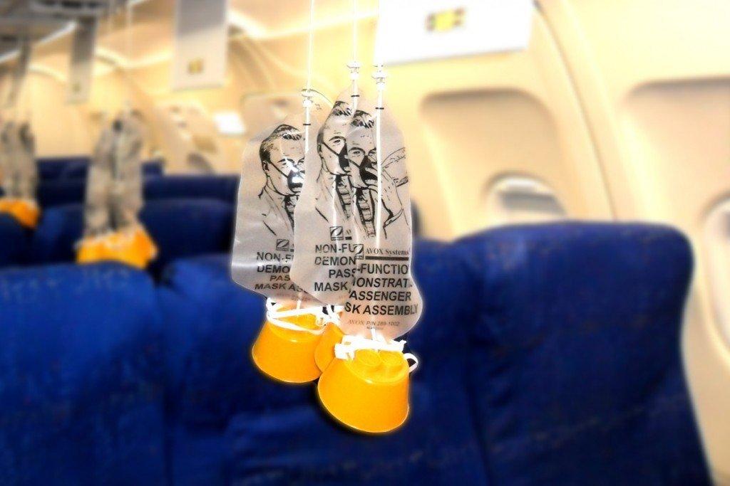 Как действовать при аварийной ситуации на авиатранспорте, фото-1