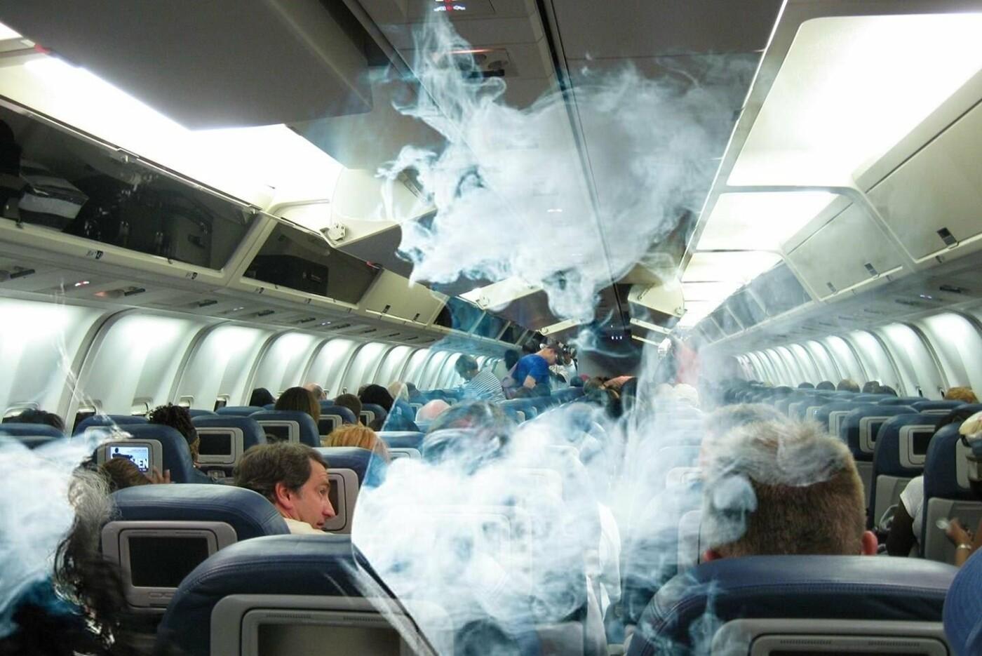 Как действовать при аварийной ситуации на авиатранспорте, фото-2