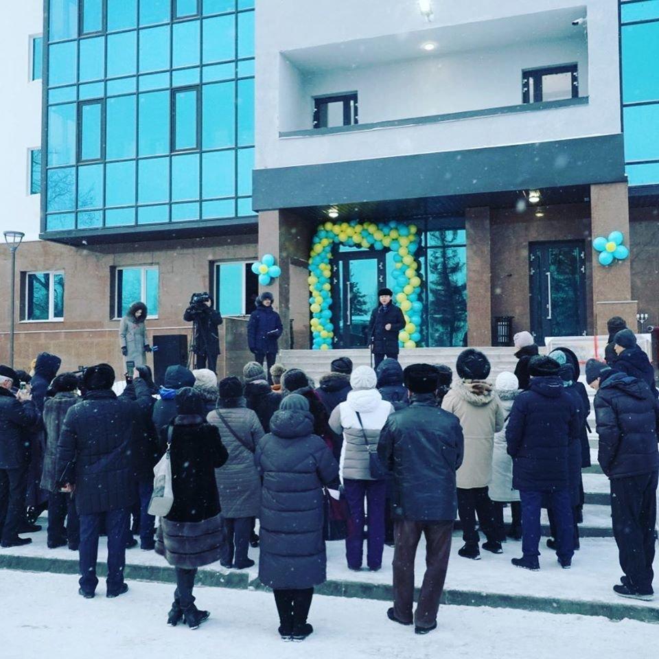 Жилой комплекс ввели в эксплуатацию в Нур-Султане, фото-3