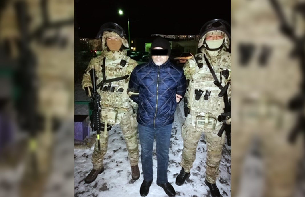 КНБ пресёк канал контрабанды оружия из России в Акмолинскую область (видео), фото-6