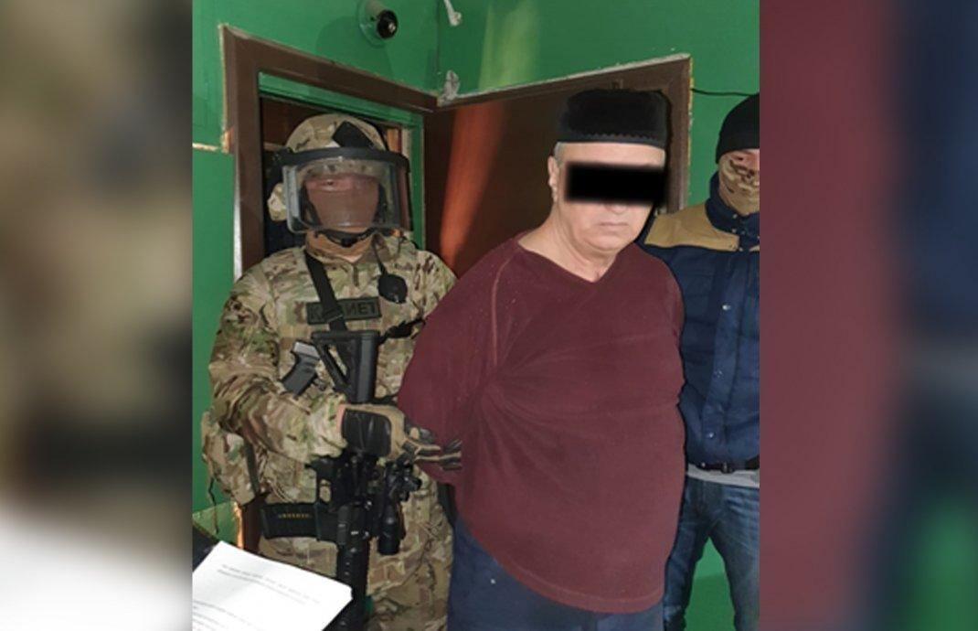 КНБ пресёк канал контрабанды оружия из России в Акмолинскую область (видео), фото-4