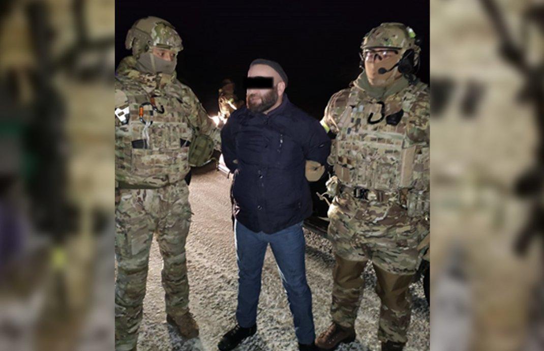 КНБ пресёк канал контрабанды оружия из России в Акмолинскую область (видео), фото-5