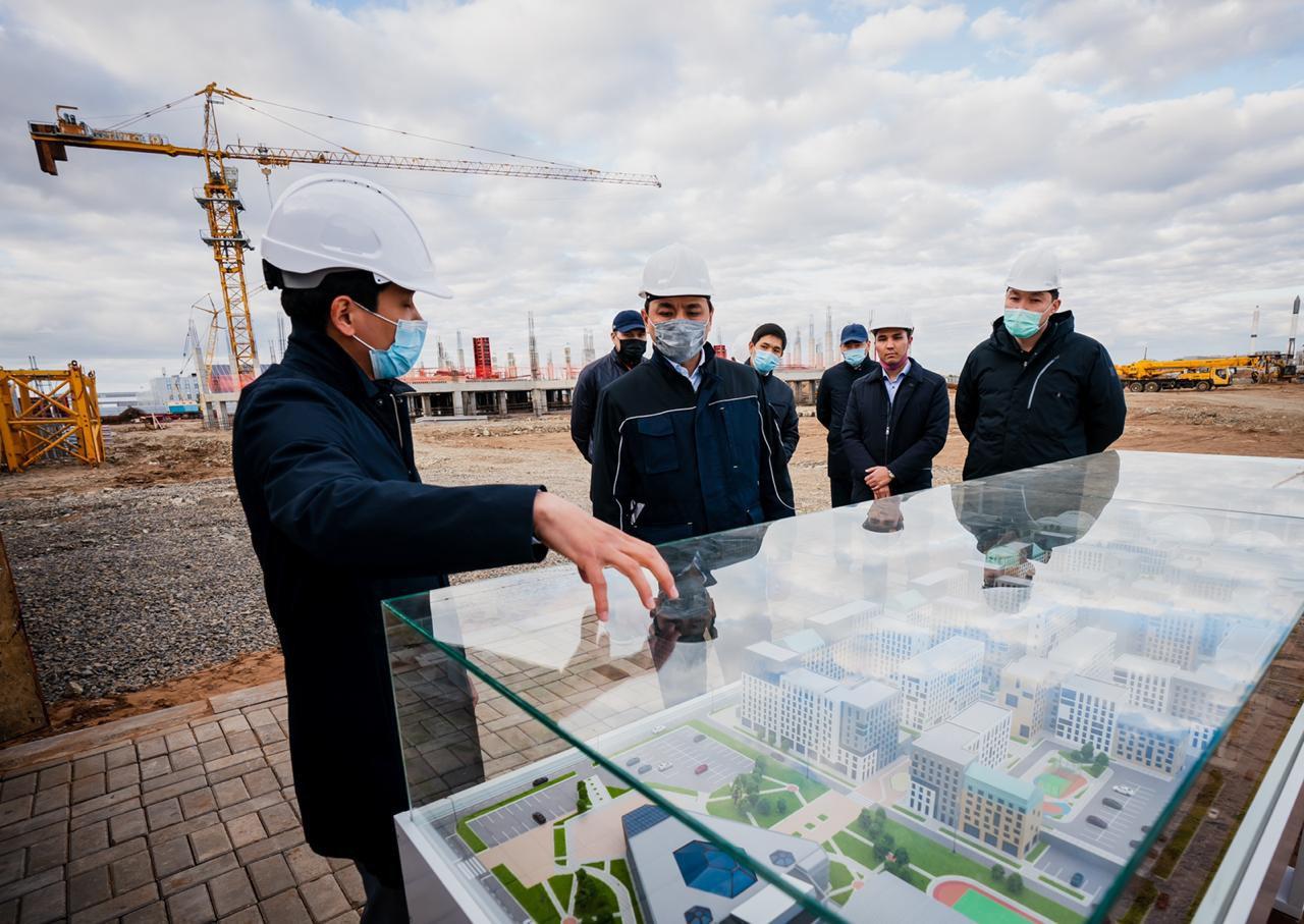 Инвесторы из Бахрейна строят в Нур-Султане бесплатные школы, фото-2