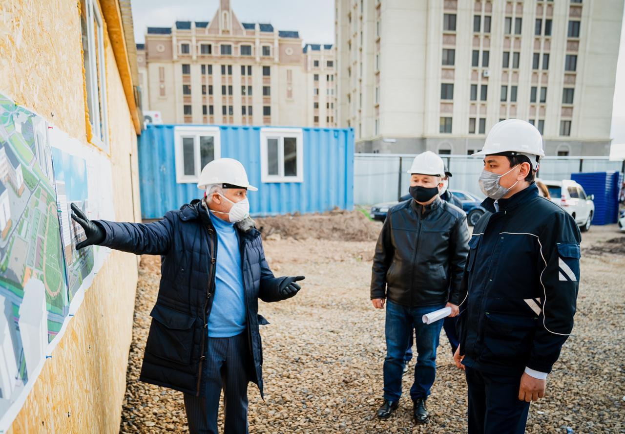 Инвесторы из Бахрейна строят в Нур-Султане бесплатные школы, фото-1