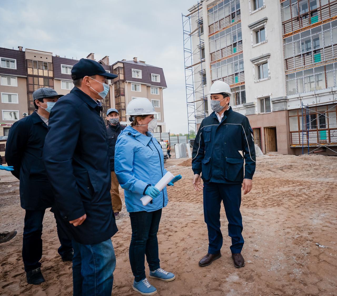 Социальное жилье для врачей и учителей строят в Нур-Султане, фото-2