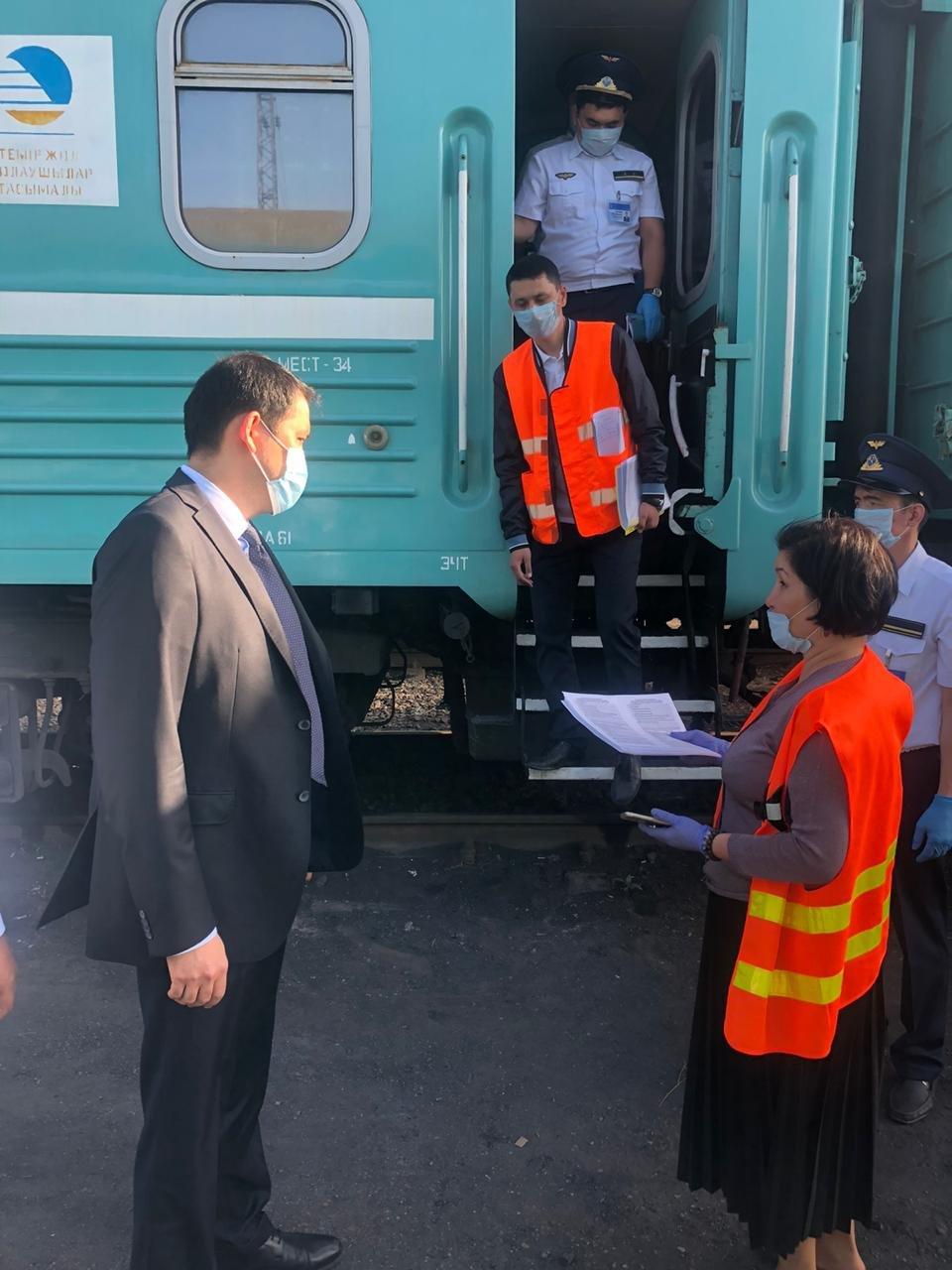 Вокзалы Нур-Султана готовы к запуску пассажирских перевозок , фото-1