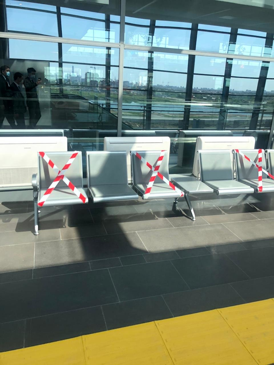 Вокзалы Нур-Султана готовы к запуску пассажирских перевозок , фото-2