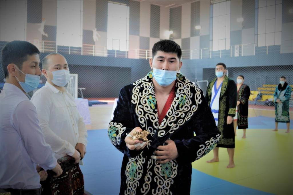 Соревнования «Нур-Султан Барысы» прошли в столице