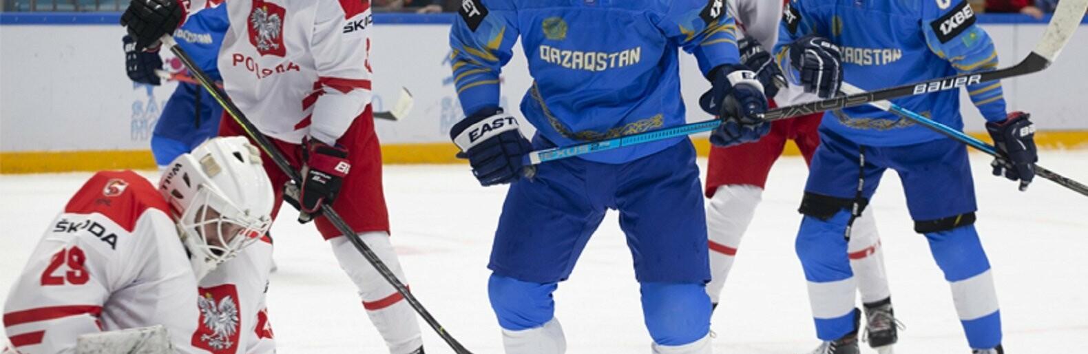 Казахстанские хоккеисты проиграли в отборе на Олимпийские игры-2022